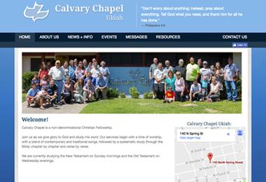 http://Calvary Chapel Ukiah